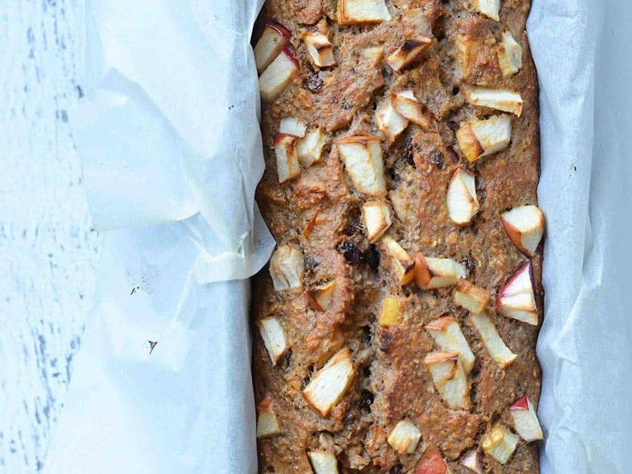 Havermout Ontbijt Cake